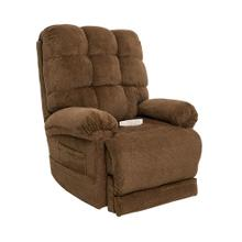 Venus Recline & Lift Chair with Heat in Angus Nutmeg Fabric