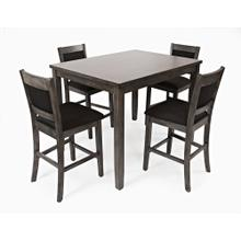 View Product - Greyson Heights 5 Pack - Counter Height Table With 4 Stools