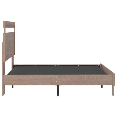 Flannia Full Panel Platform Bed