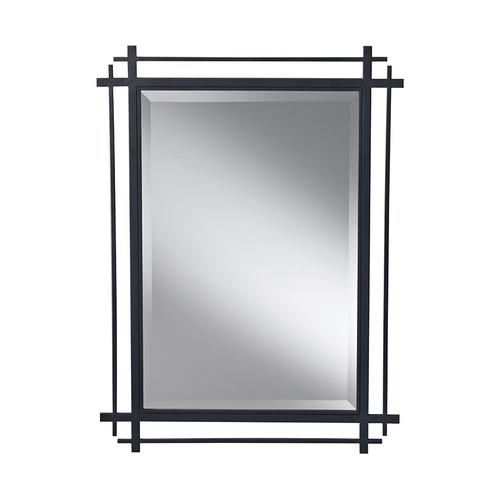 Ethan Mirror Antique Forged Iron