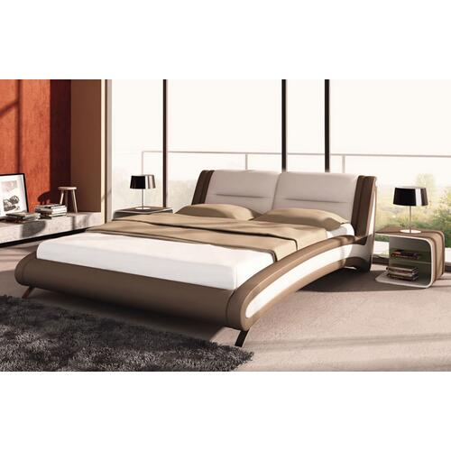 Modrest J211 - Contemporary Bonded Leather Bed