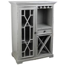 View Product - Wine Server - Antique Gray
