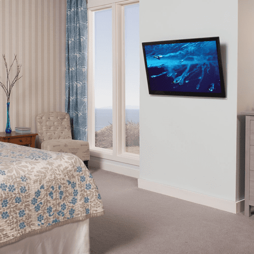 "Premium Series Tilt Mount For 37"" - 55"" flat-panel TVs up 75 lbs."