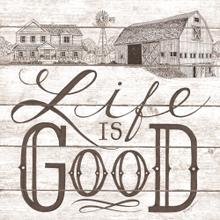 Life Is Good By Deb Strain