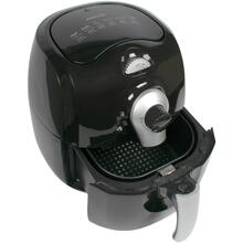 3.7-Quart Electric Air Fryer (Black)