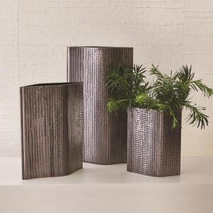 Pierced Vase-Reactive Graphite-Sm