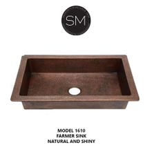 1610 Single Farmer Sink