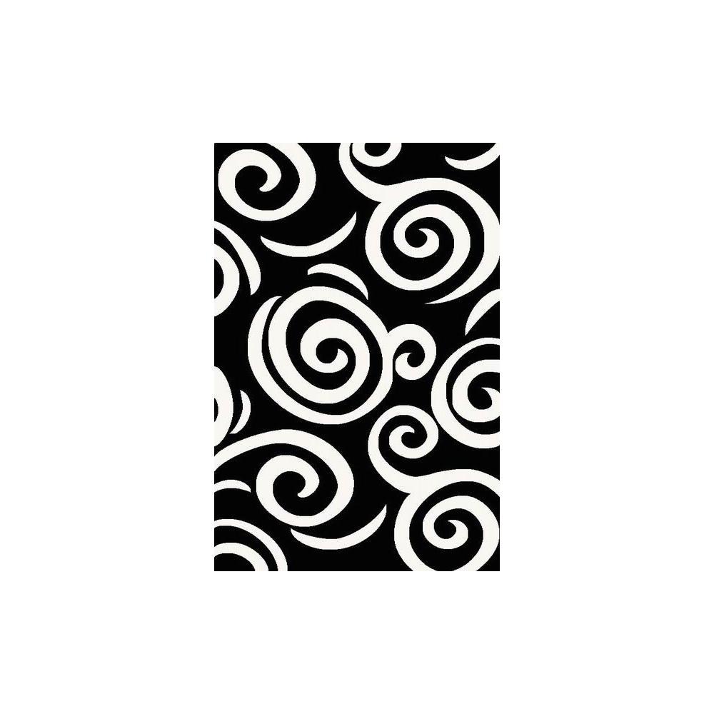 See Details - 1012 Black White Super Frisee