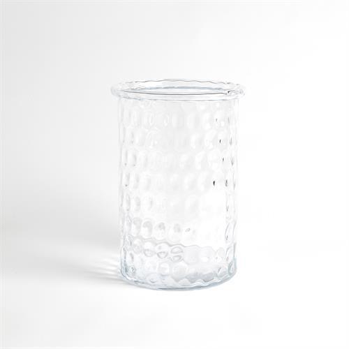 Honeycomb Hurricane Vase-Lg
