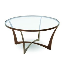 Lotus Round Cocktail Table
