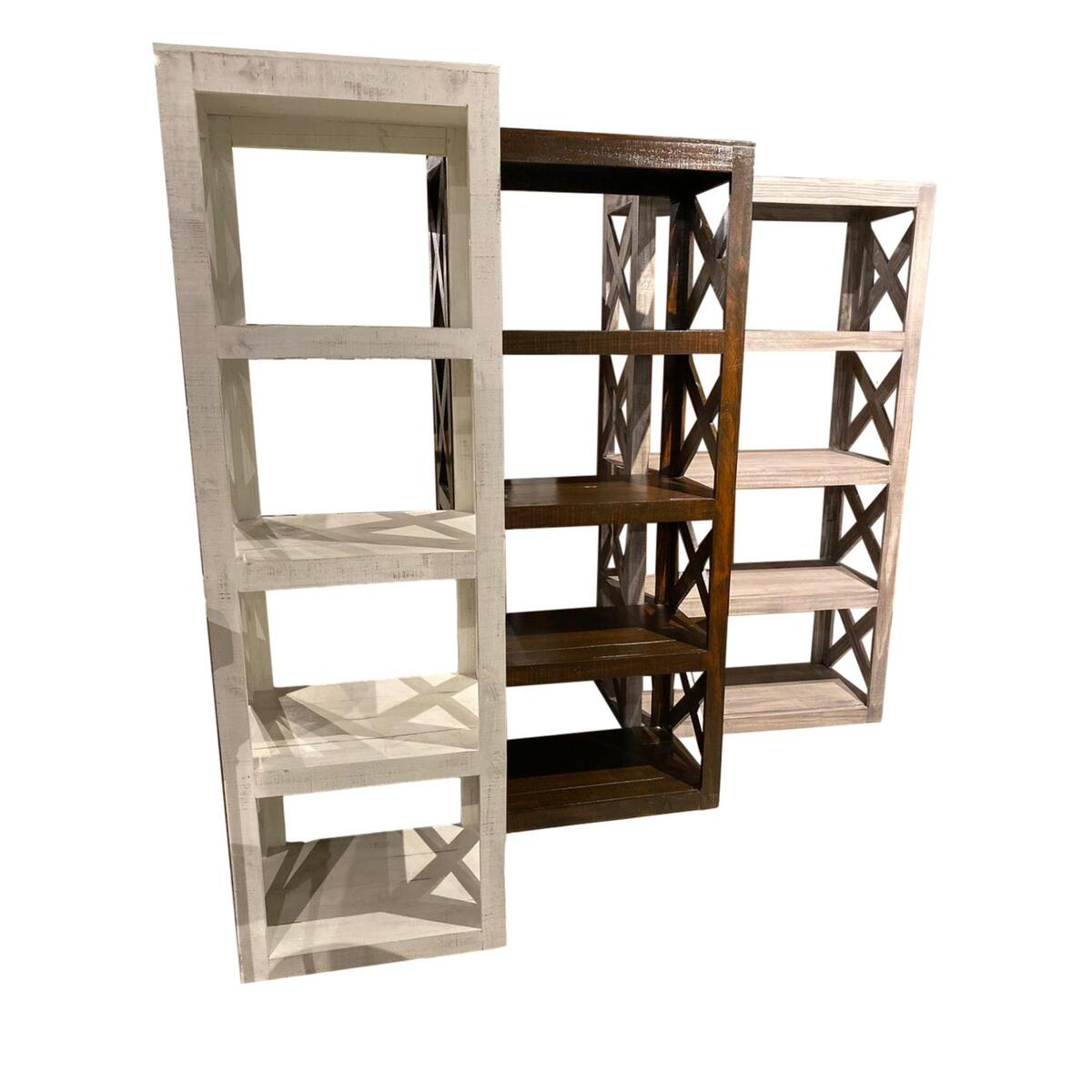 See Details - X Squared Large Bookcase (MOQ 3)