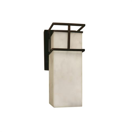 Structure 1-Light Small Wall Sconce - Outdoor