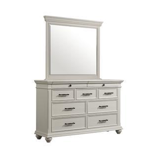 See Details - Slater 9-Drawer Dresser with Mirror