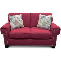 Yonts Loveseat with Nails Product Image