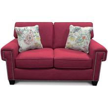 Yonts Loveseat with Nails