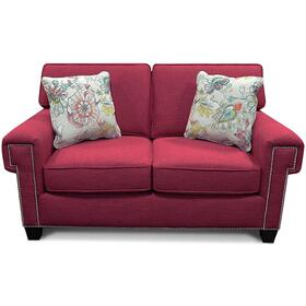 2Y06N Yonts Loveseat with Nails