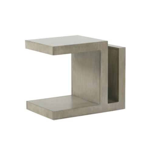 Britta Rectangle End Table
