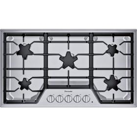 Gas Cooktop 36'' Stainless Steel SGS365TS