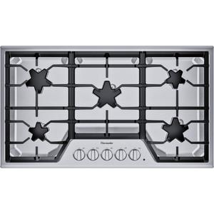 Thermador36-Inch Masterpiece® Star® Burner Gas Cooktop