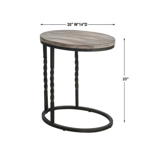 Tauret Accent Table