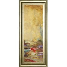 """Villarreal Santos II"" By Abulia Framed Print Wall Art"