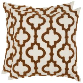 Lucy Pillow - Brown