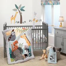 Mighty Jungle Zebra Fleece Baby Blanket - Aqua Blue