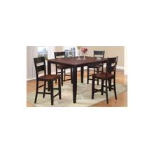 5 Piece Pub - Pub Table and Four Pub Chairs