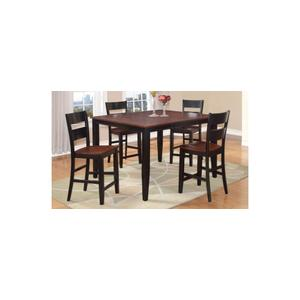 7 Piece Pub - Pub Table and Six Pub Chairs
