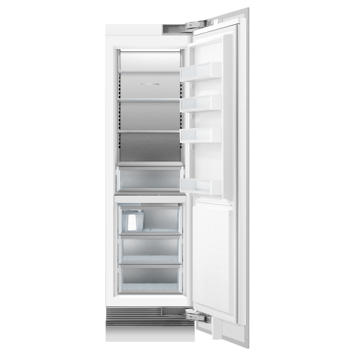 """Fisher & Paykel - Integrated Column Freezer, 24"""", Ice"""