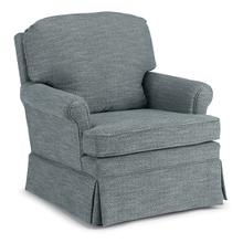 BRUNO Swivel Glide Chair