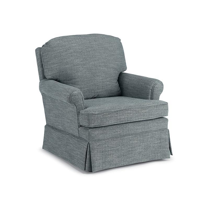 BRUNO Swivel Glide Chair