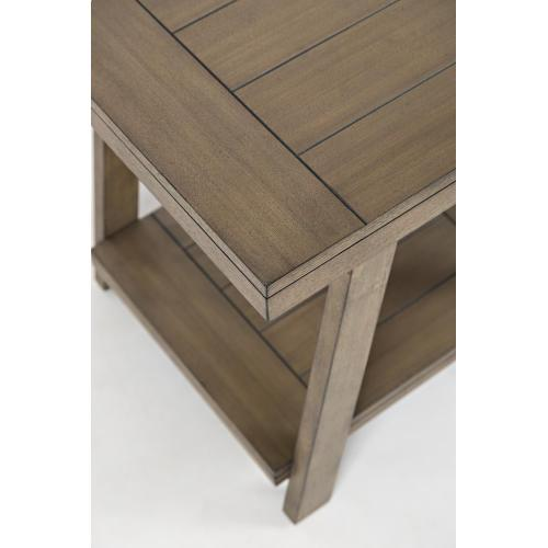 Jofran - Transitions End Table