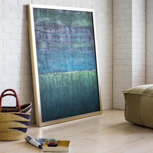"Surya - Abstract ART-1004 50""H x 40""W"