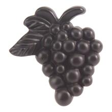 View Product - Vineyard Grapes Knob 2 Inch - Aged Bronze