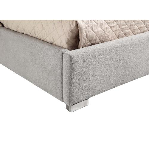 Emerald Home Cazelle Upholstered Footboard & Siderails for Storage Bed-gray-b133-12fbr-03