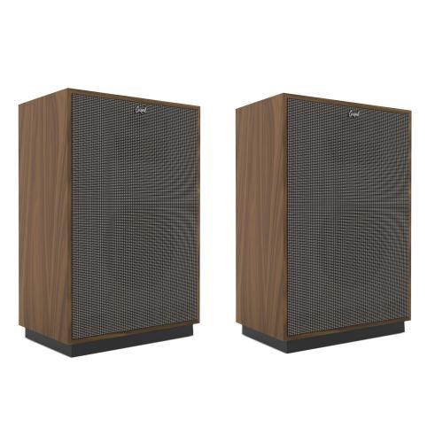 Klipsch - Klipsch Cornwall IV Floorstanding Speaker - American Walnut