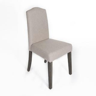 Upholstered Side Chair - Tan (RTA)