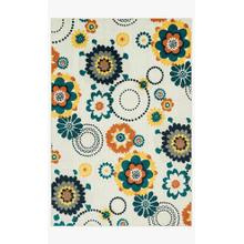 View Product - Hcf06 Ivory / Multi Rug
