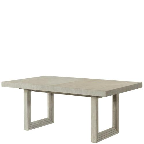 Cascade - Rectangular Dining Table Top - Dovetail Finish