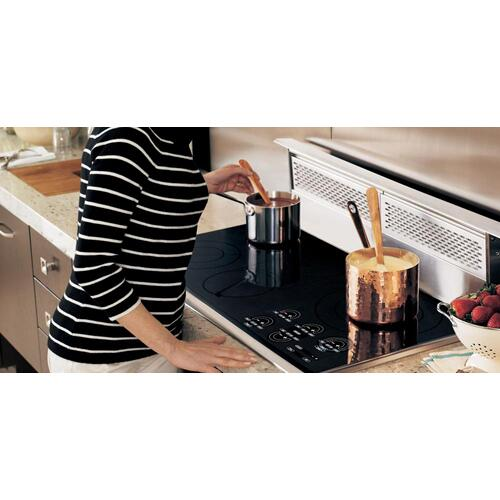 Cooktop Downdrafts - Remote Blower