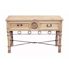See Details - Star Sofa Table W/drawers