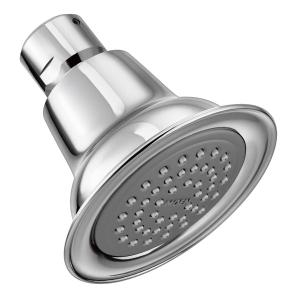 Commercial chrome showerhead Product Image
