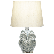 Owl Accent Lamp. 40W Max.