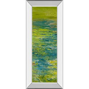"""The Lake Il"" By Roberto Gonzalez Mirror Framed Print Wall Art"