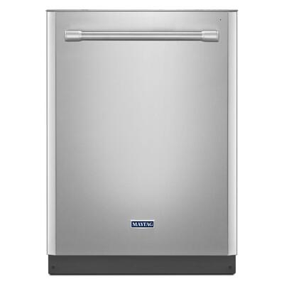 24-inch Wide Top Control Dishwasher with 4-Blade Stainless Steel Chopper Product Image