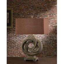 See Details - Coiled Branch Table Lamp