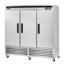 MCR-72FDHC Reach-In Refrigerator, Triple Door, Bottom Mount