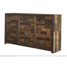 See Details - Buffer w/ 6 Drawer & 2 Doors