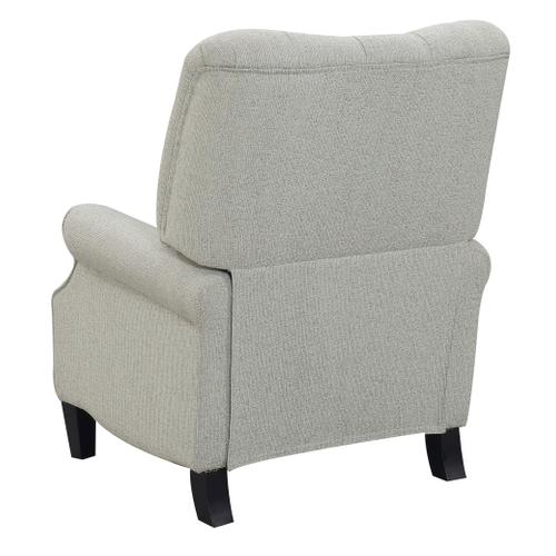 Emerald Home U7019-04-04 Waterford Recliner, Clearwater Sand